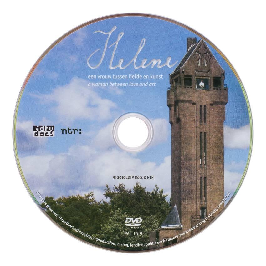 DVD - Helene, een vrouw tussen liefde en kunst