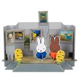 Papercraft kit Miffy at the Kröller-Müller Museum