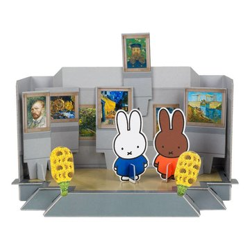 Miffy at the Kröller-Müller Museum