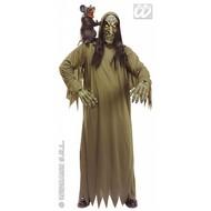 Halloweenkostuums monsterlijk heksenset