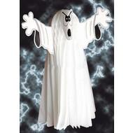 Halloweenaccessoires neon hangdecoratie spook