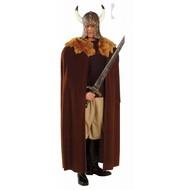 Halloweenkleding: Cape bontkraag
