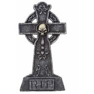 Horroraccessoires: Grafsteen RIP 57 cm
