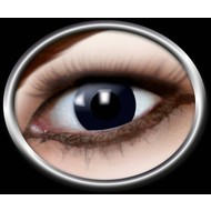 Halloweenaccessoires: Contactlens Black