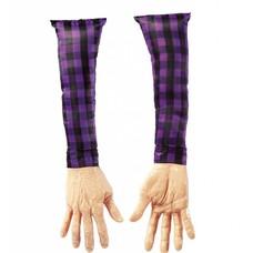 Halloweenaccessoires arm