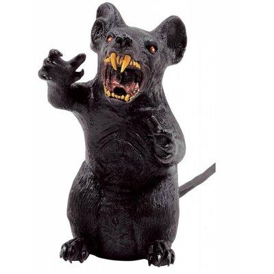 Grote staande nep rat voor Halloween