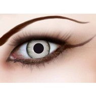 Halloweenaccessoires: Contactlens Magic grey