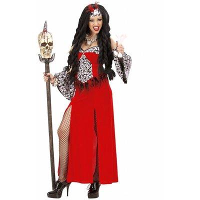 Halloweenkleding: Voodoo Lady Crude