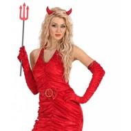 Halloweenaccessoires drietand 58 cm