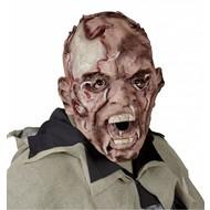 Halloweenaccessoires zombie masker