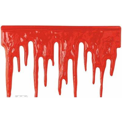 Halloweenaccessoires bloeddecoratie halloween