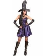 Halloweenkleding: Donkere heks