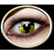 Halloweenaccessoires: Contactlens Turn Arround