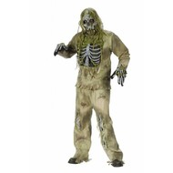 Halloweenkostuum: Skeleton Zombie