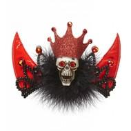 Halloweenaccessoires voodoo tiara