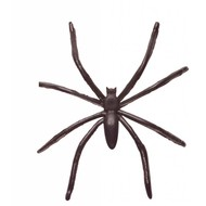 Halloweenaccessoires: Zakje met 50 spinnen