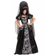 Halloweenkleding donkere koningin