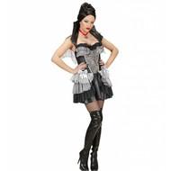 Halloweenkostuum Gotisch vampiermeisje