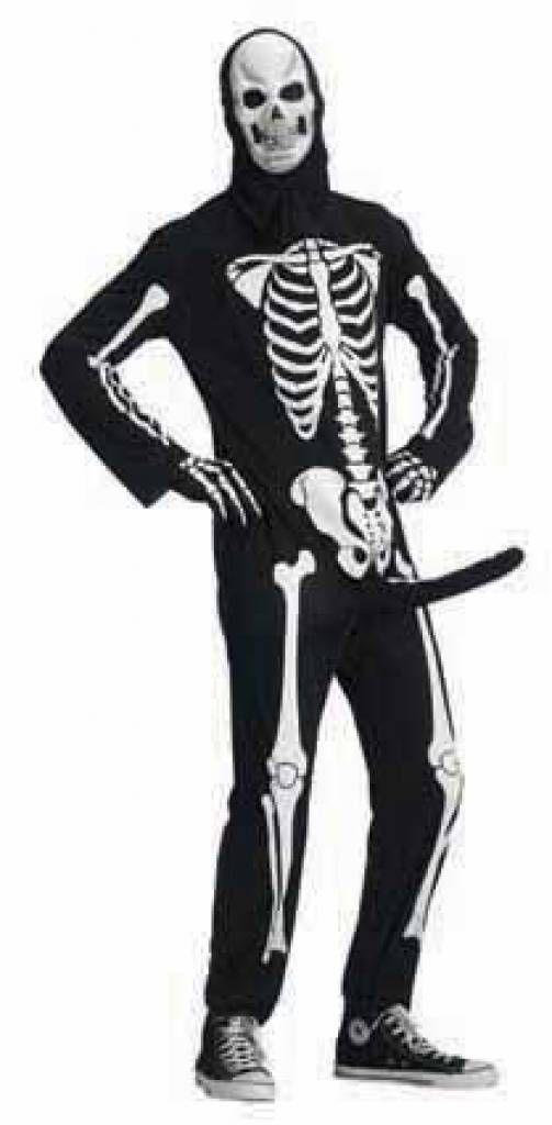 Halloween Pak.Skeletpak Met Lange Penis Voor Speciale Halloween Party S