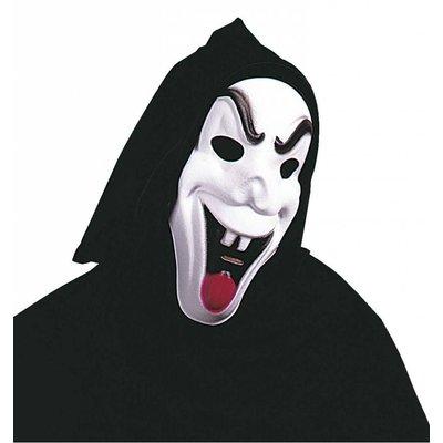 Halloweenaccessoires grappig maskerogen doorzichtig net