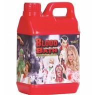 Halloweenaccessoires bloedbad jerrycan 1,89 liter
