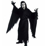 Halloweenkostuum: Schreeuwende geest