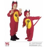 Halloweenkleding kleine duivel