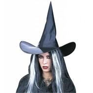Halloweenaccessoires heksenhoed