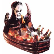 Halloweenartikelen opblaasbare dranken koeler