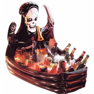 Halloweenartikelen opblaasbare dranken koeler 92cm