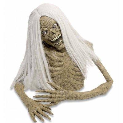 Halloweenartikelen torso van een zombie 100cm
