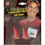 Halloweenaccessoires: Duivelshoorntjes