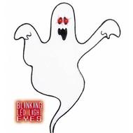 Halloweenaccessoires spook glitter met led licht