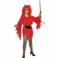 Halloweenkostuum: Red devil