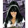 Heksen pruik Elviria voor Halloween