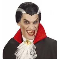 Halloweenaccessoires: Pruik Vampier