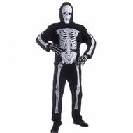 Halloweenkleding: Skeletkostuum