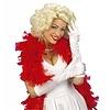 Halloweenaccessoires handschoenen spandex rood