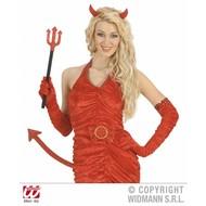 Verkleedsetje duivel met pailletten