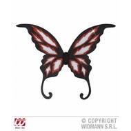 Halloweenaccessoires maxi glitter vleugel