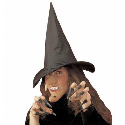 Heksen-setjes voor opmaken van een echte heks