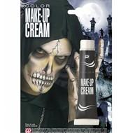 Halloweenaccessoires tube make-up wit