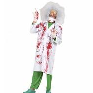 Halloweenkleding: Bloederige jas