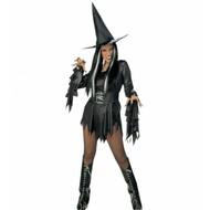 Sexy fatale heksenjurk niet voor watjes
