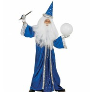 Halloweenkleding tovenaar fantasy