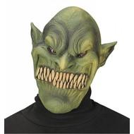 Halloweenaccessoires masker goblin