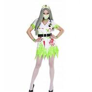 Halloweenkostuum verpleegster giftig