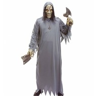 Halloweenkostuum zombie pak van grote klasse