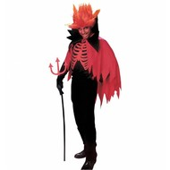 Halloweenkleding: Red Devil