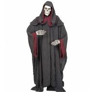Halloweenartikelen grimp reaper de luxe